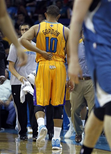 Eric Gordon Really, Really Wants Out Of New Orleans
