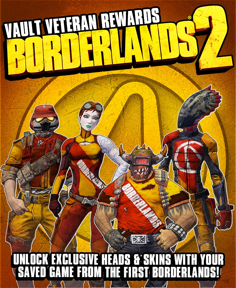 Click here to read This Is What You Will Unlock In <em>Borderlands 2</em> If You Have a <em>Borderlands</em> Save File
