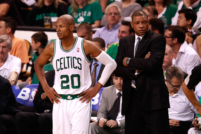 Ray Allen Leaves Boston Just As He Found It: In Shambles