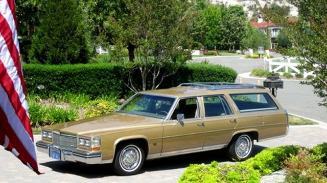 1985 Cadillac Fleetwood Brougham Is The Luxury Wagon That Never Was