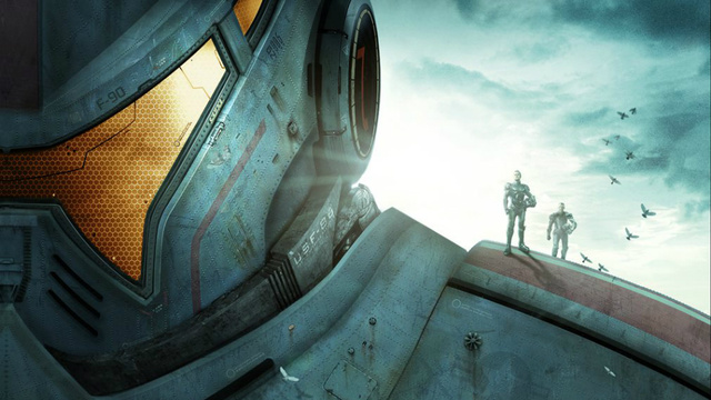 First Look at the Giant Robots in Guillermo del Toro's Pacific Rim!