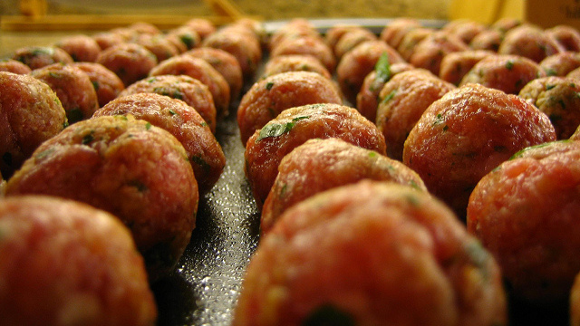 Meatball Company Recalls 300,000 Pounds of Tainted Meat