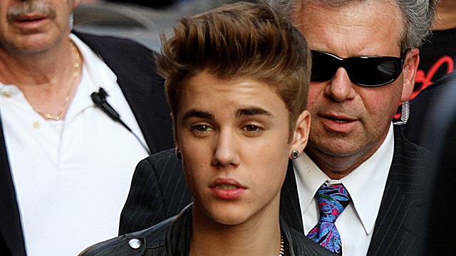 Justin Bieber Fires Back at Reckless Paparazzo