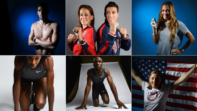 Why the Official Pictures of US Olympic Athletes Sucked So Much