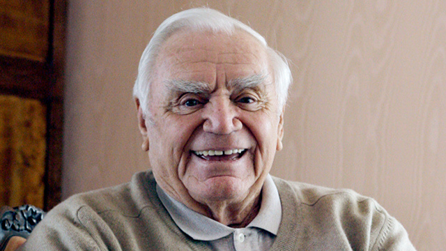 Academy Award-Winning Actor Ernest Borgnine Dies at 95