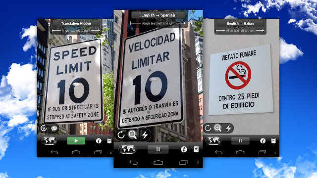 Word Lens for Android Brings Offline, Visual Language Translations to Your Android Phone