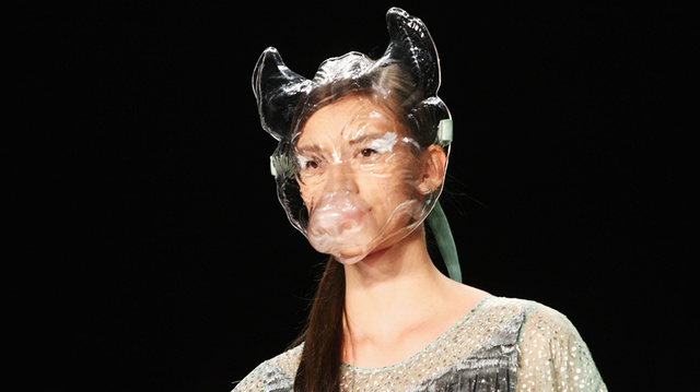 The Exceptional Weirdness of Berlin Fashion Week