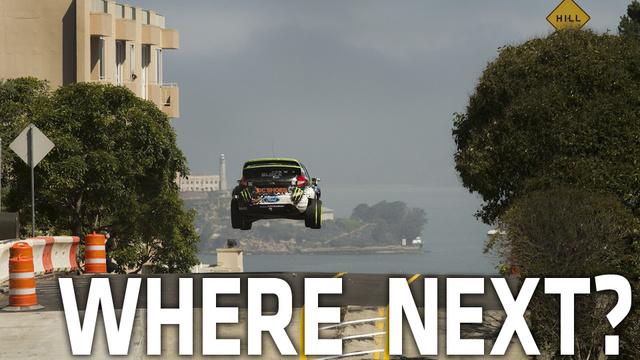 Where Should Ken Block Film Gymkhana 6?