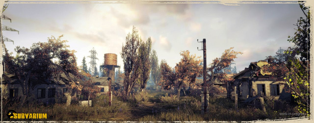 Nature Declares War on Man in These Gorgeous Apocalyptic Screenshots