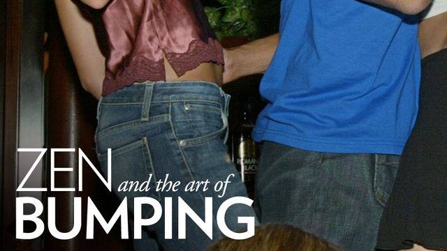 Dry Humping to the Beat: A Meditation on Grinding