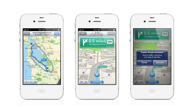Are Apple's iOS 6 Maps Coming to Desktop Computers?