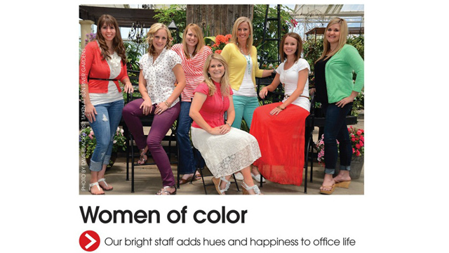 Utah Magazine Celebrates Its (White) 'Women of Color'