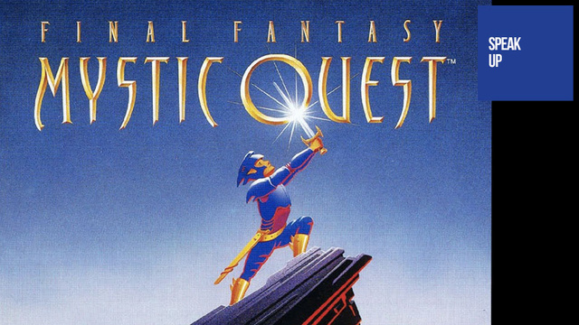Somebody Found Something Nice to Say About Final Fantasy: Mystic Quest
