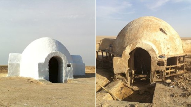 Click here to read Star Wars Nerds Restore Luke Skywalker's Home IRL