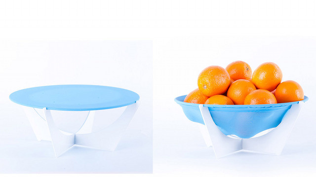 This Bowl Will Always Be Exactly the Size You Need it to Be