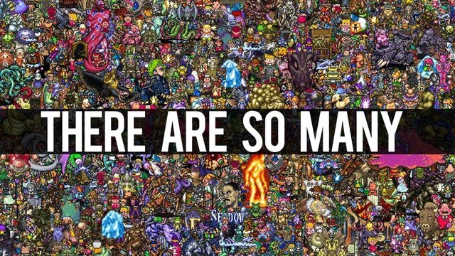 What Do 13,000 JRPG Characters Look Like? This.