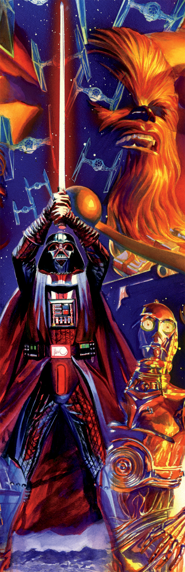 original Brian Wood is writing Star Wars