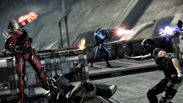 [Noticia] Nuevo DLC MP para Mass Effect 3