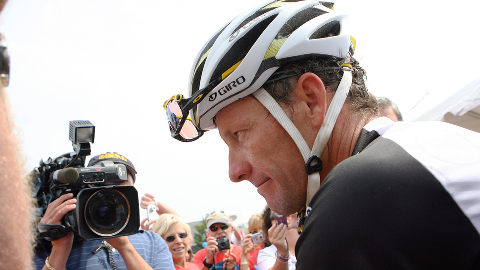 Lance Armstrong Gets Smacked Down By An Angry Judge