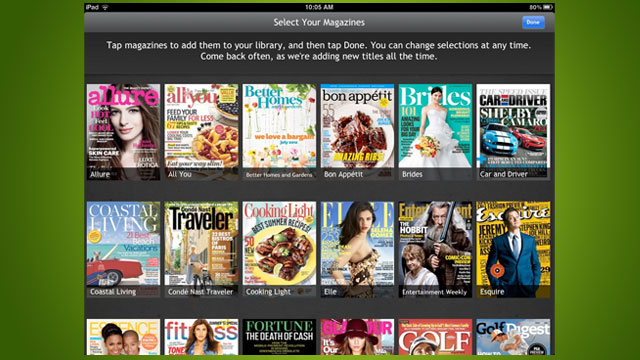 Click here to read Next Issue Offers Unlimited All-You-Can-Read Magazines on Your Tablet for One Subscription Price