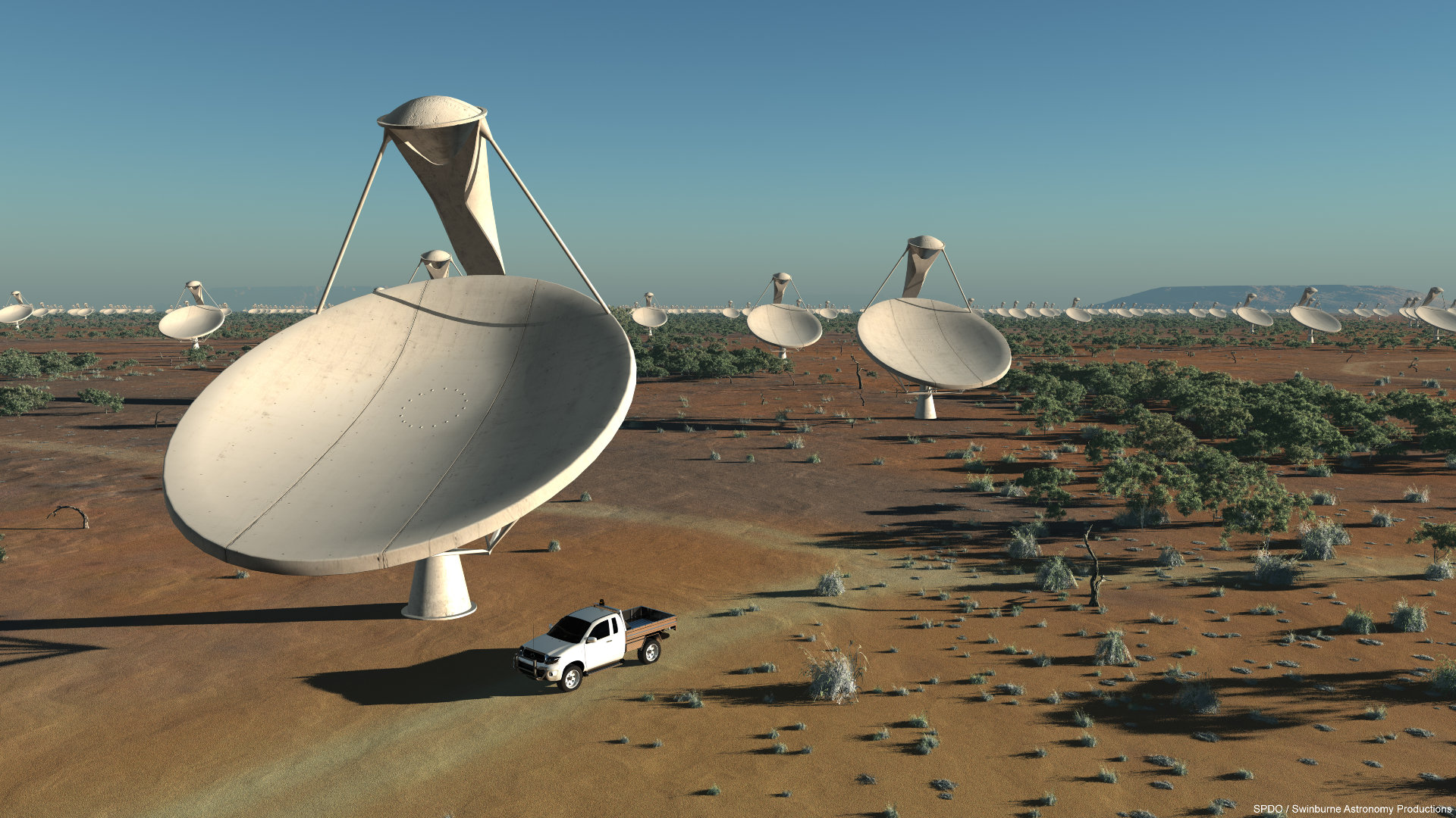 Click here to read This $1.9 Billion Super Telescope Array Will Scan Space 10,000 Times Faster Than Ever Before