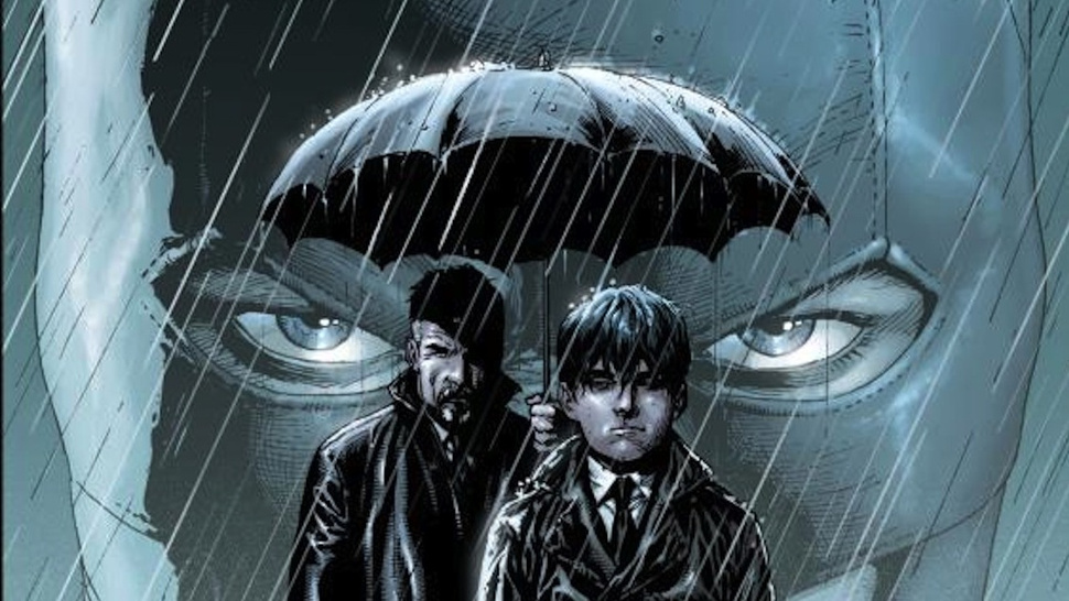 <em>Batman: Earth One</em> Gives The Dark Knight a New Origin He Doesn't Need