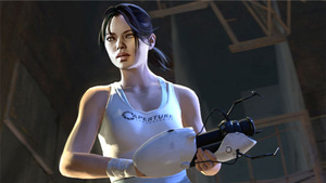 Portal 2's Silent Hero Can Talk... She Just Doesn't Want To
