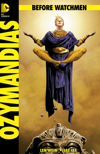 Alan Moore broke into my home and made me review Before Watchmen