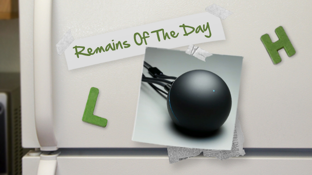Click here to read Remains of the Day: Nexus Q Gets Netflix, Other Tweaks Thanks to Hackers