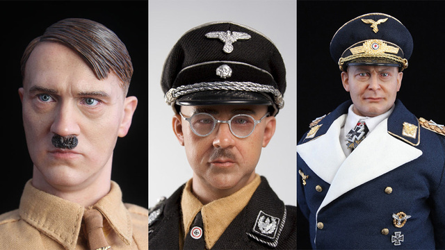 Nazi Germany Toys Look Less Dangerous (But More Creepy) Than the Real Thing