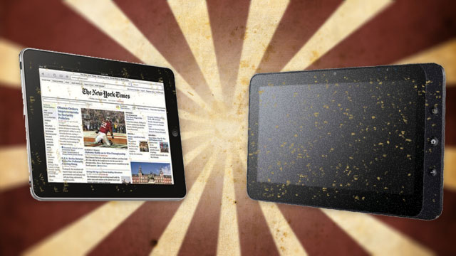 Click here to read New Uses for Your Old Tablet
