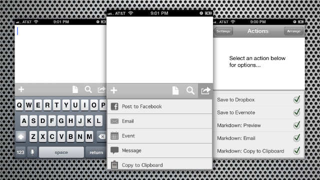 Click here to read Drafts Captures, Organizes, and Exports Quick Notes