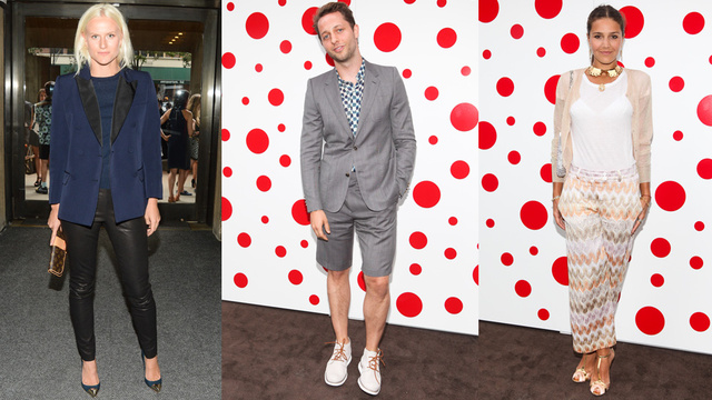 What to Wear to a Polka Dot Party