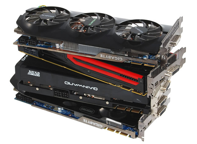 The Best Gaming Graphics Cards: 1920x1200 & 2560x1600