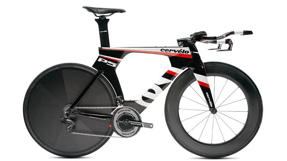 Click here to read The World's Most Aerodynamic Triathlon Bike Even Has Streamlined Snack Storage