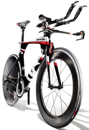 The World's Most Aerodynamic Triathlon Bike Even Has Streamlined Snack Storage