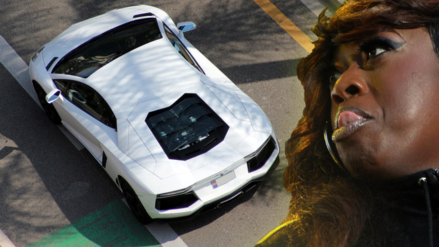 Missy Elliot Sues Dealership For Her Lamborghini Aventador