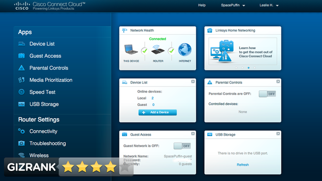 Cisco Connect Cloud Lightning Review: Manage A Network's Competing Connections