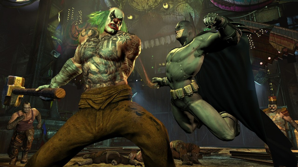 Click here to read More Superheroes Need <em>Arkham City</em>'s Superpowered Fist-Fighting