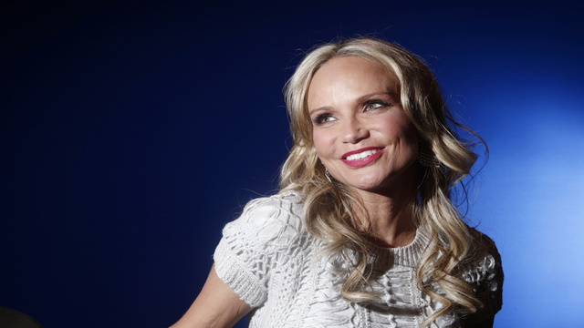 Kristin Chenoweth Injured on the Set of The Good Wife