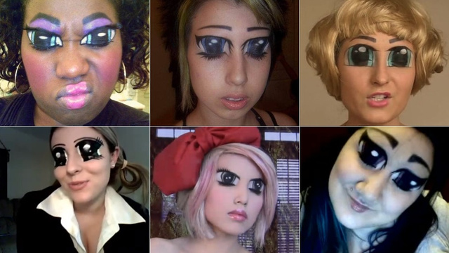 How to do Cosplay eye makeup | Need Beauty Tips? | CurateHub