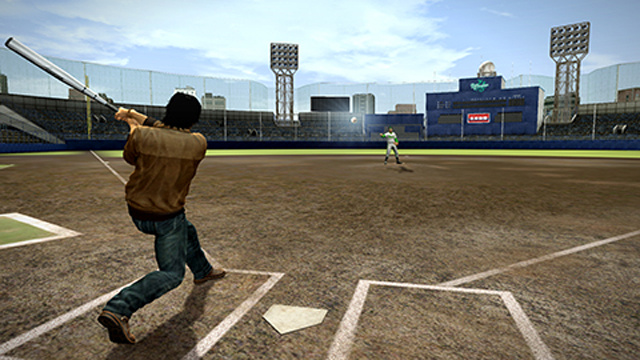 You Can Drive A Cab, Shoot A Deer, Dance On Stage, And Hit A Ball In Yakuza 5