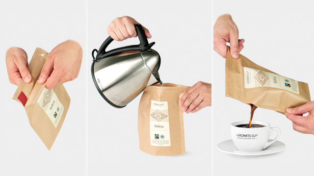 Click here to read Could the World's First Disposable French Press Actually Brew a Decent Cup Of Coffee?