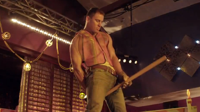 Channing Tatum Confirms There Will Be a Magic Mike 2: Electric Boogaloo