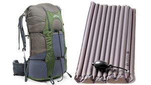This Tiny Air Mattress Will Replace Your Backpack's Heavy Frame