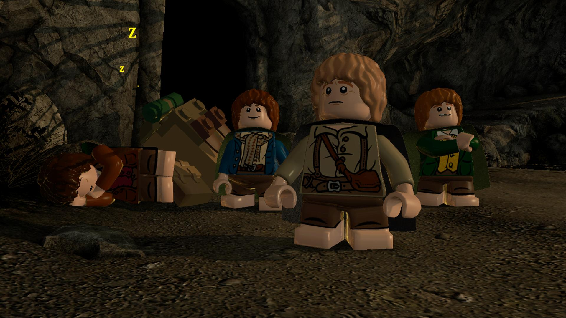 Will Lego Lord Of The Rings Be Any Good Who Knows It Adorable Looks That Way
