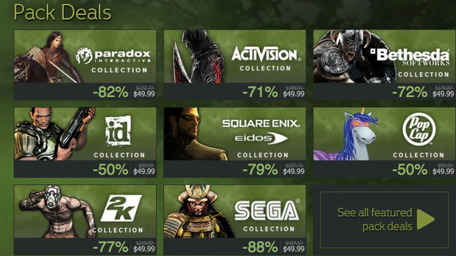 The Steam Summer Sale Is Finally Here