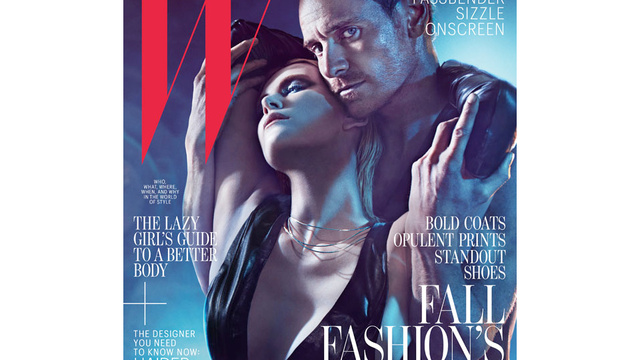 See Michael Fassbender And Charlize Theron On The New W