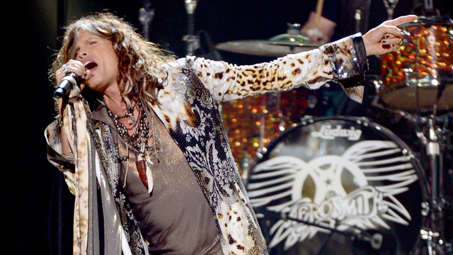 Steven Tyler Announces He's Leaving American Idol in Press Release Full of Crazy Talk
