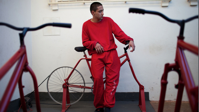 Brazil Uses Pedaling Inmates To Power Street Lamps
